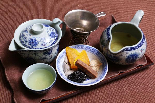 鉄観音茶(テッカンノンチャ)
