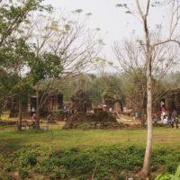 2013ベトナム縦断の旅vol.11~世界遺産のミーソン遺跡とホイアンの名物~