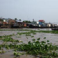 2013ベトナム縦断の旅vol.13~カイベー水上マーケットとメコン川クルーズ~