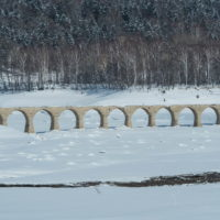春を待つ3月の・・三股山荘・タウシュベツ・幌加温泉