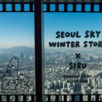 2018ふらっと冬のソウルへ(1)~新名所ソウルスカイとソウル路7017~