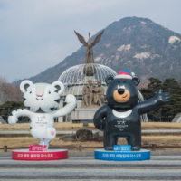 2018ふらっと冬のソウルへ(3)~平昌オリンピックムードのソウルを歩く~