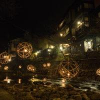 朝、中札内村を出発、夕方には九州の名湯「黒川温泉」へ(2)