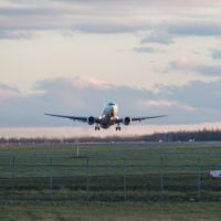「とかち帯広空港」すぐ近くで航空機の離発着が見れる場所へ