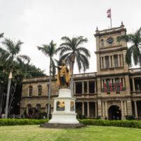 2018常夏の楽園ハワイ(ホノルル・オワフ島)へvol.5~ダウンタウンを散策~