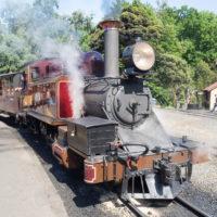 2019メルボルン・タスマニア・シドニーvol.4~蒸気機関車とワイナリー~