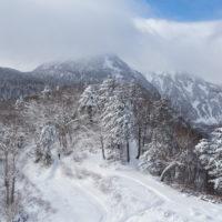 ひと足先に雪景色を・・黒岳ロープウェイに乗って!