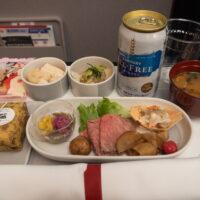 """5月某日、JALのA350""""ファーストクラス""""で羽田に行って来ました!"""